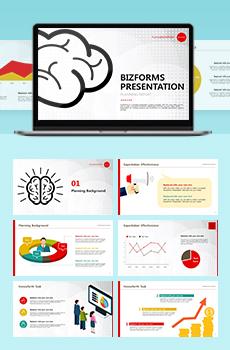 <b>인포</b><b>그래픽형</b> 보고서3 PPT 패키지(사업제안서, 업무보고서, 결산보고서, 제품제안서, 영업보고서, 공연기획서, 광고기획서)