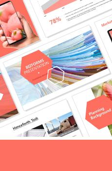 <b>컬러형</b> 보고서 PPT 패키지(사업제안서, 업무보고서, 결산보고서, 제품제안서, 영업보고서, 공연기획서, 광고기획서)