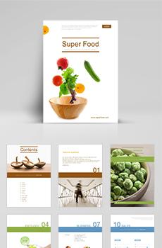 식품<b>가공</b>, <b>유통</b>5 파워포인트 디자인(제안서, 회사소개서, 기획서, 브로슈어, 상품소개서 디자인)